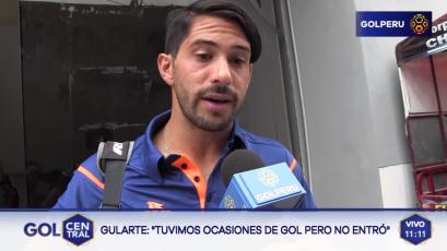 Sebastián Gularte: