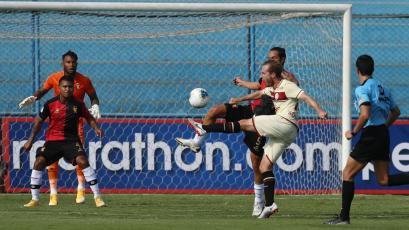 Liga1 Betsson: Universitario y FBC Melgar igualaron 1-1 por la Fase 1 (VIDEO)