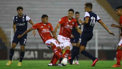 Liga1 Betsson: Universidad San Martín tomó la punta del grupo A tras superar 1-0 a Cienciano (VIDEO)