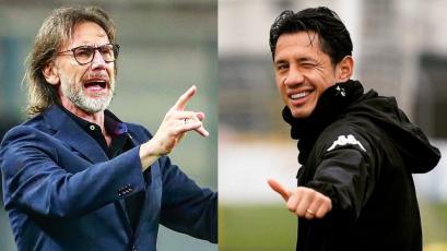 Selección Peruana: Ricardo Gareca visitará a Gianluca Lapadula en Italia