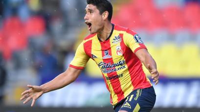 Irven Ávila es el jugador del mes en el Monarcas Morelia