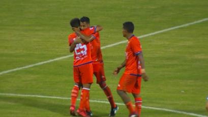Universidad César Vallejo sumó una nueva victoria como local ante Real Garcilaso