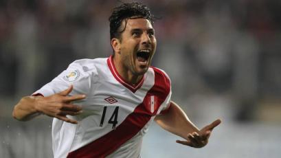 """Claudio Pizarro: """"Fue un honor ser capitán de Perú y con eso me quedo"""""""