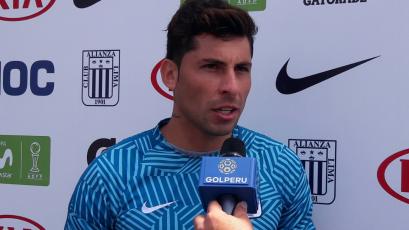 Mario Velarde jugará en Sport Huancayo
