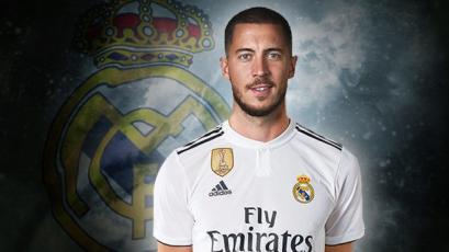 Real Madrid: Eden Hazard y los números que espera mejorar en la Casa Blanca (VIDEO)