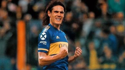 Edinson Cavani está muy cerca de fichar por Boca Juniors de Argentina (VIDEO)