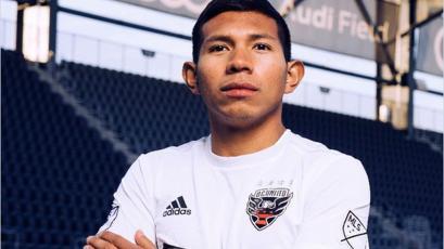 Edison Flores espera hacer historia en el DC United: