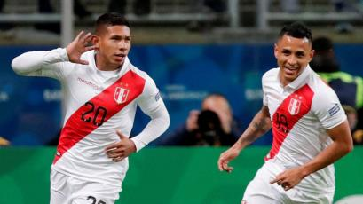 Selección Peruana: Edison Flores celebra 26 años (VIDEO)