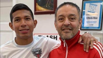 MLS: Edison Flores pasó exámenes médicos con el DC United y espera ser presentado (VIDEO)