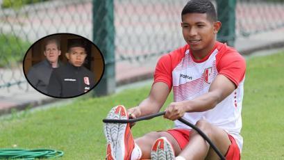 Selección Peruana: Edison Flores acudió a una clínica antes de viajar a Río de Janeiro