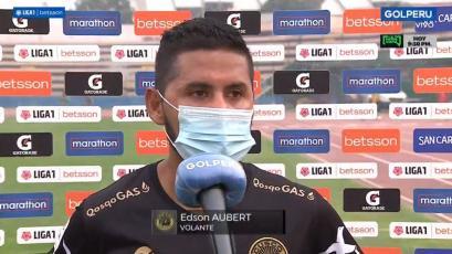"Edson Aubert: ""Nos pone tristes porque se trabaja durante la semana, pero ahora toca seguir"" (VIDEO)"