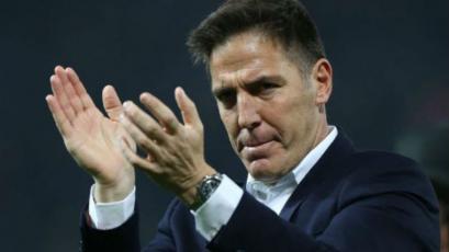 Eduardo Berizzo es el nuevo entrenador de la selección de Paraguay