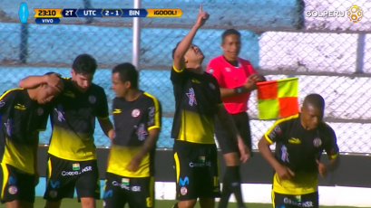 UTC se impuso ante Deportivo Binacional