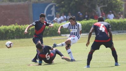 Torneo de Reservas: Alianza Lima se impuso sobre Deportivo Municipal