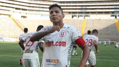 Universitario vs Real Garcilaso: Raúl Ruidíaz y el emotivo mensaje a la 'U' que dejó en la previa (VIDEO)