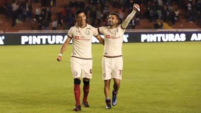 Universitario autorizó a Alonso y Urruti para que puedan volver a Uruguay