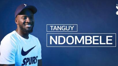 Tanguy Ndombele ficha por el Tottenham