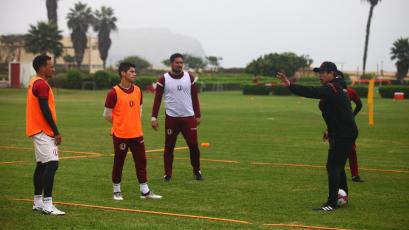 Universitario se fortalece para el reinicio del Torneo Apertura