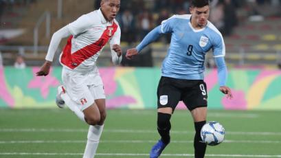 Lima 2019: Selección Peruana cayó en su debut ante Uruguay