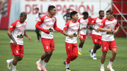 Selección Peruana: El posible once contra Ecuador