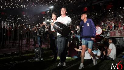 River Plate saluda a Marcelo Gallardo por sus 6 años como DT del 'Millonario': es el más ganador