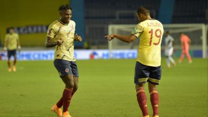 Clasificatorias Sudamericanas: Colombia se impuso sobre Venezuela por la fecha 1
