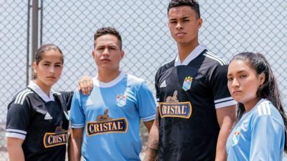 Sporting Cristal presentó la camiseta que utilizará para la temporada 2021