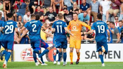 El campeón de la Supercopa de Holanda es Feyenoord