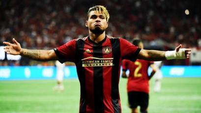 El venezolano Josef Martínez hace historia en la MLS