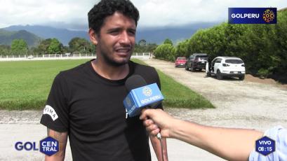 "Reimond Manco: ""Tenemos que intentar traernos puntos de Arequipa"""