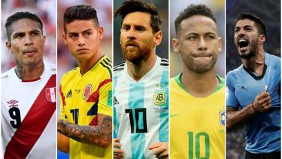 Qatar 2022: veinte datazos de las Eliminatorias sudamericanas que no te puedes perder (VIDEOS)