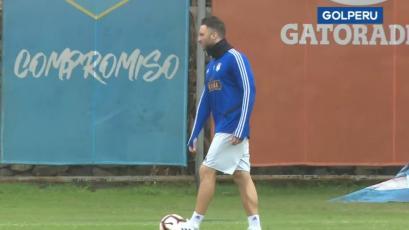 Sporting Cristal: Emanuel Herrera podría volver a jugar antes de tiempo, según Claudio Vivas (VIDEO)
