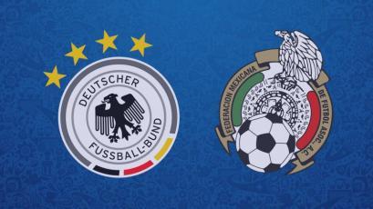 México da la sorpresa en el Mundial venciendo a Alemania