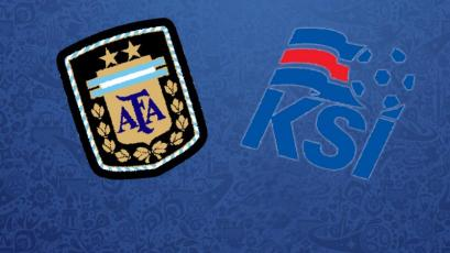 EN VIVO: Argentina 1-1 Islandia