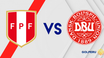 EN VIVO: Perú 0-1 Dinamarca