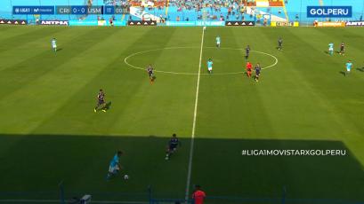 EN VIVO por GOLPERU: Sporting Cristal 0-0 Universidad San Martín