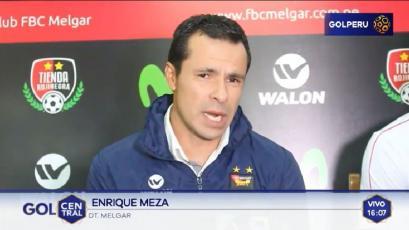 Enrique Meza: