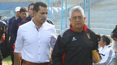 Enrique Meza dejó de ser entrenador de FBC Melgar