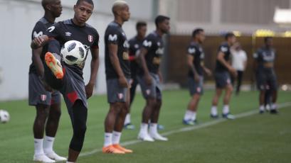 Rusia 2018: La Selección Peruana sigue preparándose con miras al encuentro ante Francia