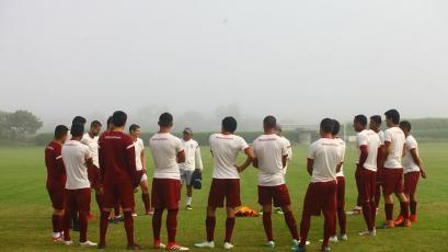 Universitario de Deportes quedó listo para enfrentar a Sporting Cristal