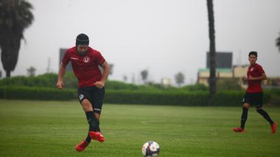Universitario de Deportes sigue mentalizado en su debut en el Torneo de Verano