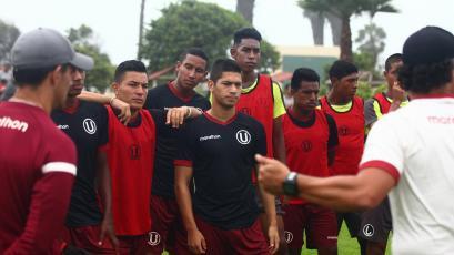 Universitario de Deportes sigue preparándose de cara al primer clásico de la temporada