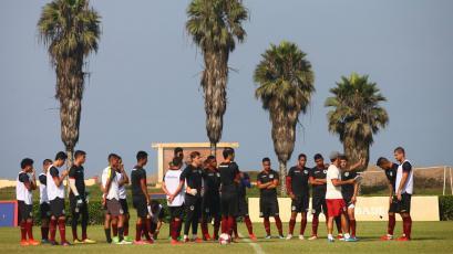 Universitario de Deportes está preparado para el partido ante Sporting Cristal