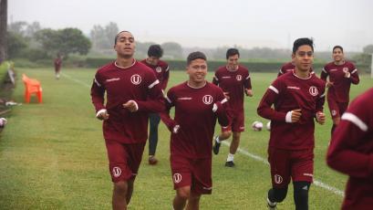 Universitario de Deportes retomó los entrenamientos con miras a la quinta fecha del Torneo Apertura