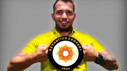 Segunda División: Enzo Borges Jugará en Deportivo Coopsol