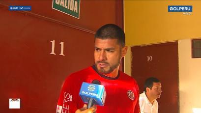 Erick Delgado reconoció su error en el gol de Alianza Lima y lo lamentó de esta forma (VIDEO)