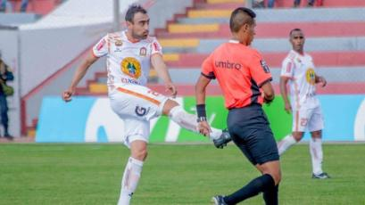 Ernest Nungaray de Ayacucho FC: