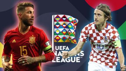 La agenda: España recibe a Croacia por la Liga de Naciones