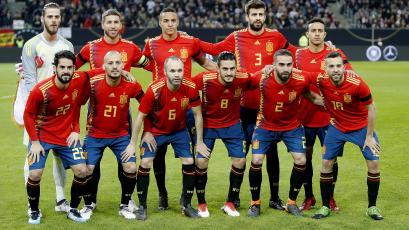 Julen Lopetegui oficializó la lista de convocados de España