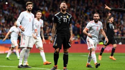 España propina a Argentina la mayor goleada de su historia